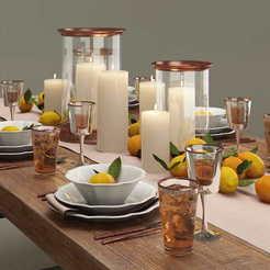 Télécharger fichier impression 3D Table de salle à manger, mojtabaheirani