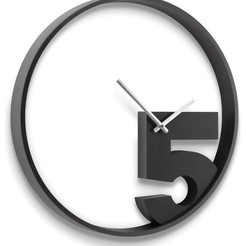 modern-clocks.jpg Download OBJ file DECORATIVE WALL CLOCK - 05 • Model to 3D print, mojtabaheirani