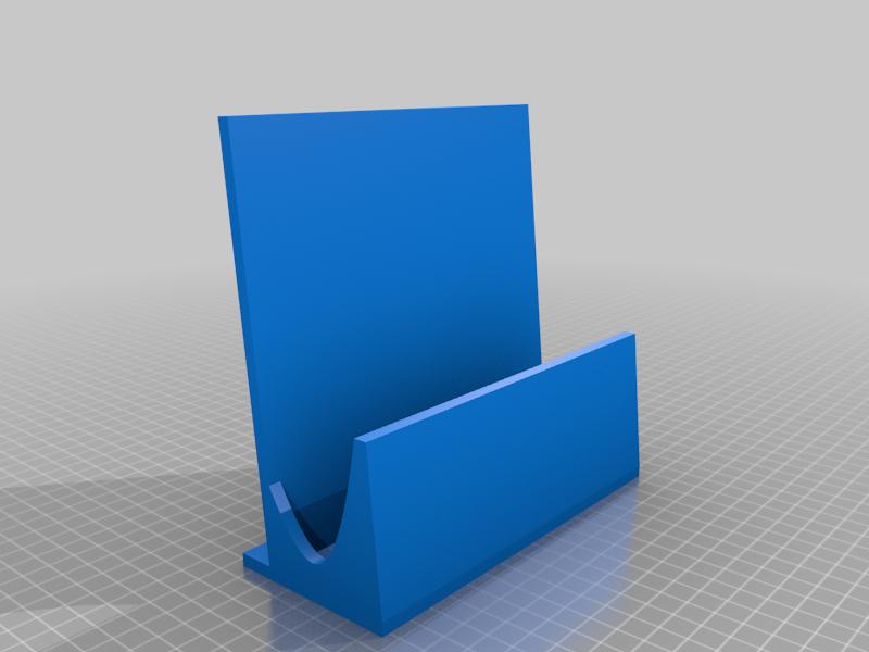 Presentoir_documentations_Arcisienne_V3.png Download free STL file Literature display A5 • 3D printing object, Tom_le_Belk