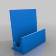 Presentoir_documentations_Arcisienne_V3.png Télécharger fichier STL gratuit Présentoir documentations A5 • Design pour imprimante 3D, Tom_le_Belk