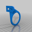 Download free 3D print files Yi home camera support X axis for Alfawise U20, Tom_le_Belk