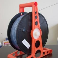 Descargar archivo 3D gratis Husillo para carrete de 5 libras, Plonumarr