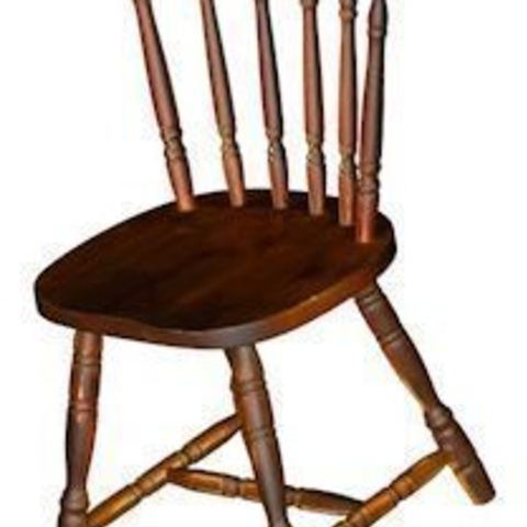 Free STL files Wooden Chair, Plonumarr