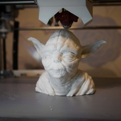 RSLWF4N_display_large_display_large.jpg Download free STL file Yoda bust (cleaned and simplified) • 3D printing object, Rowynolon