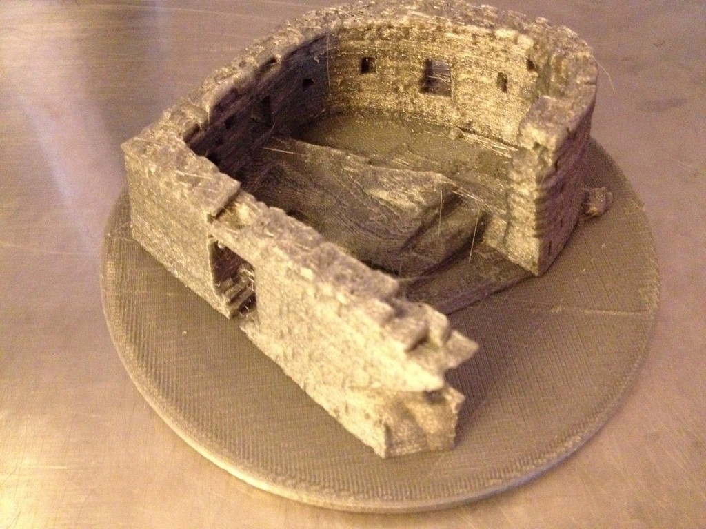 photo_1_display_large.jpg Download free STL file Ruins of Machu Picchu - Temple of the Sun • 3D print model, Bolog3D