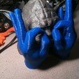 Download free 3D printing files Doubleplusgood -- Hands 'Okay' Pair, with Lefty Version, Bolog3D