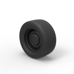 Archivos 3D Diecast Sport rueda 5, DmK