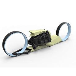 1.JPG Download STL file Diecast model Bike TMC Dumont Scale 1 to 12 • 3D printing design, CosplayItemsRock