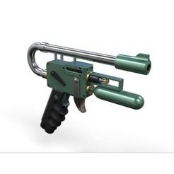 Modèle 3D Pistolet à gaz du film Green Hornet, DmitriyKotliar