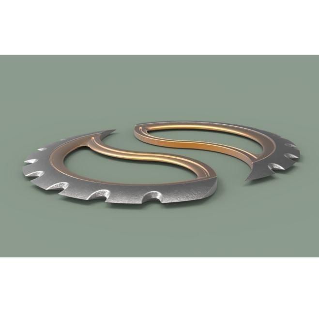 6.JPG Télécharger fichier STL gratuit Chakram 2 • Plan pour imprimante 3D, 3DTechDesign