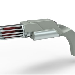 1.jpg Download STL file Eminian Sonic Disruptor from Star Trek The Original series • Template to 3D print, 3DTechDesign