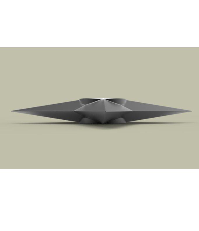 5.JPG Download free STL file Shuriken 2 • 3D printable model, CosplayItemsRock