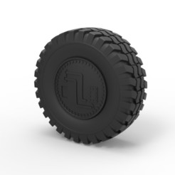 Download 3D print files Diecast Offroad wheel 30, DmK