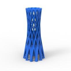 3D printer models Vase, DmK