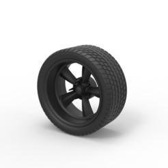 Descargar archivos 3D Diecast Sport rueda 3, DmK