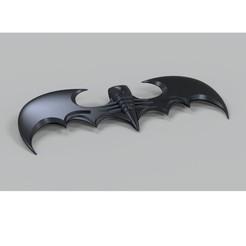 1.JPG Télécharger fichier STL Batarang pliable du film Batman Forever • Design imprimable en 3D, 3DTechDesign