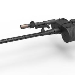 1.jpg Download STL file Stormtrooper Blaster RT-97C from the movie Star Wars • 3D printing design, CosplayItemsRock