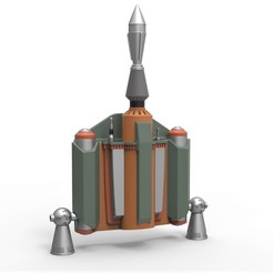 1.jpg Download STL file Boba Fett Jetpack from Star Wars The Empire Strikes Back 1980 • Object to 3D print, CosplayItemsRock