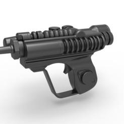 1.jpg Télécharger fichier STL Pistolet blaster EC-17 pour les scouts • Plan pour imprimante 3D, 3DTechDesign