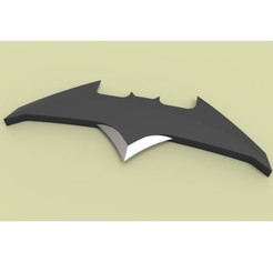 1.JPG Télécharger fichier STL Batarang version 2 • Plan pour impression 3D, 3DTechDesign