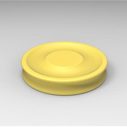 Télécharger objet 3D gratuit Mini frisbee, DmK