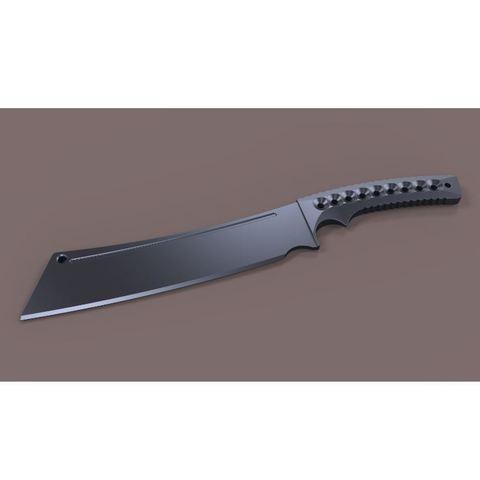 Descargar STL Cuchillo Bladeworx Warmonger, DmK