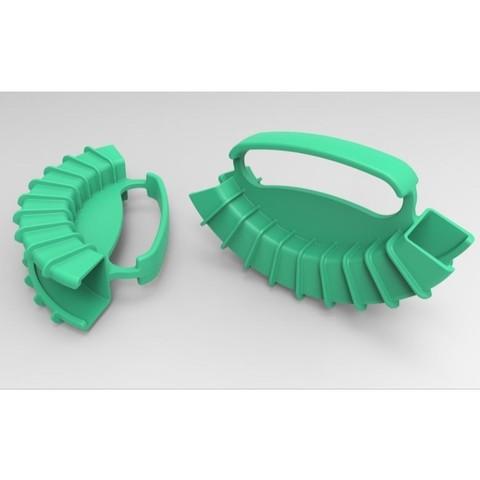Download free 3D model Bottle holder, 3DTechDesign