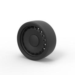 Descargar modelos 3D para imprimir Diecast Sport rueda 6, DmK