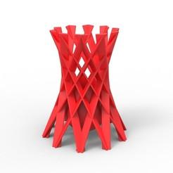 Fichier imprimante 3D Vase 2, DmK