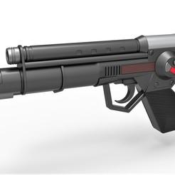 1.jpg Télécharger fichier STL Pistolet Skeletor Trooper du film Les Maîtres de l'univers 1987 • Plan à imprimer en 3D, 3DTechDesign