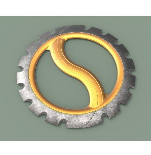 1.JPG Télécharger fichier STL gratuit Chakram 2 • Plan pour imprimante 3D, 3DTechDesign