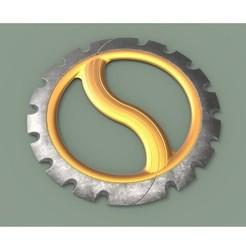 Télécharger fichier imprimante 3D gratuit Chakram 2, 3DTechDesign