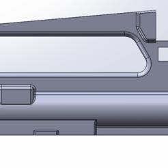 AR15 A2 Upper.png Download STL file AR15/M16A2 UPPER RECEIVER • 3D printable design, Model_Lover