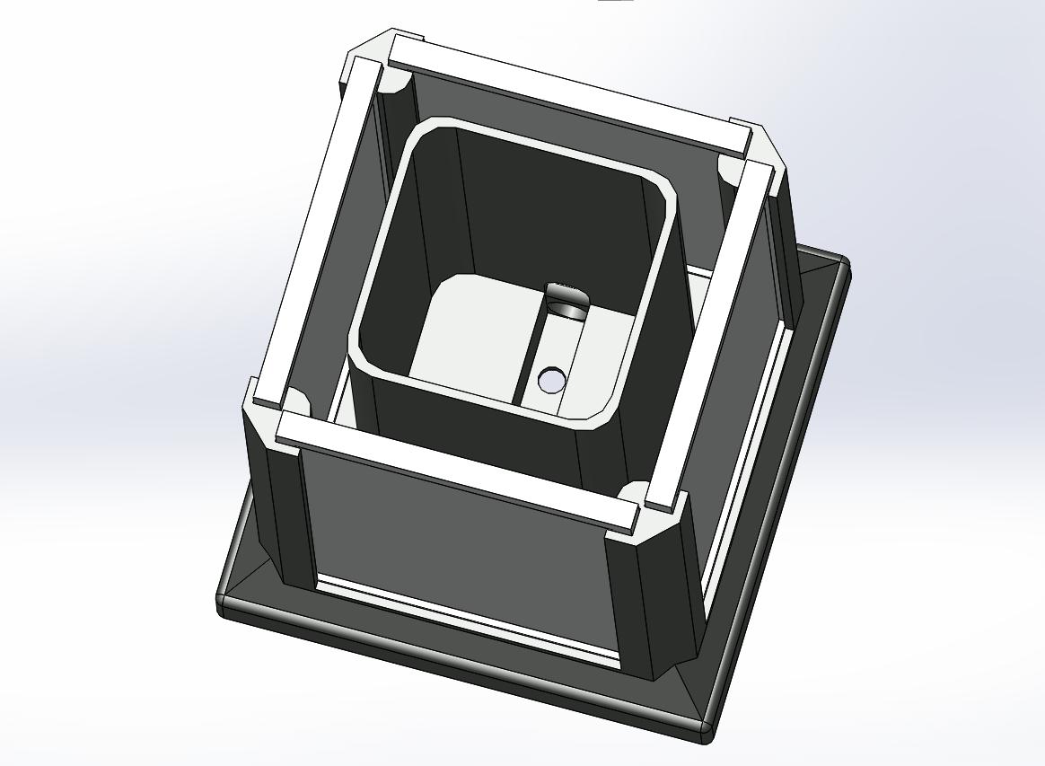 Image2.png Download free STL file Lithophane Light Box Desktop Organizer Pencil • 3D print object, HoytDesign
