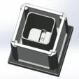 Download free STL file Lithophane Light Box Desktop Organizer Pencil • 3D print object, HoytDesign