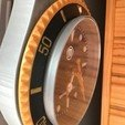 Download free STL files Bezel Extension for Large Scale Divers Watch, HoytDesign