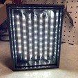 Download free STL file Lithophane Stand Light Box LED • Model to 3D print, HoytDesign