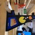 Télécharger objet 3D gratuit Support d'étagère de stockage de filament Pacman, HoytDesign