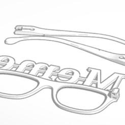3D print files Meme Glasses , soaringbear00678