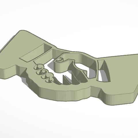 3D printing model Shaking Hands, soaringbear00678