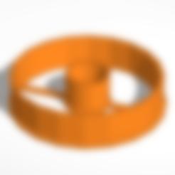Download STL Dohnut Cutter, soaringbear00678