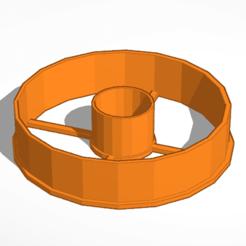 Diseños 3D Cortador de Dohnut, soaringbear00678
