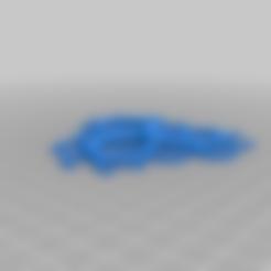 Télécharger fichier impression 3D gratuit Ferjerez : le tentacule personnalisé, msrsubs