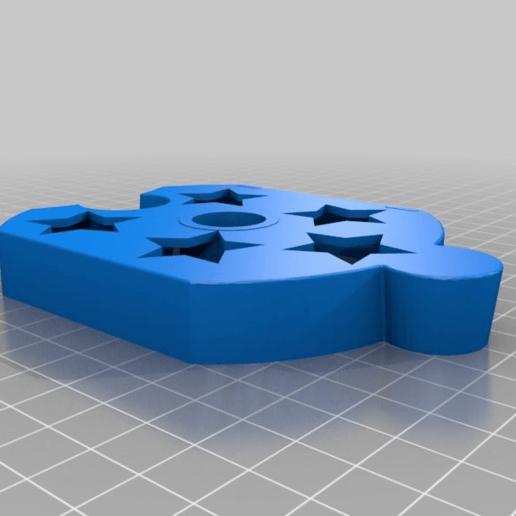 Download free STL file Lazy_Kate_Remix_EEW_MINI • 3D printable design, msrsubs