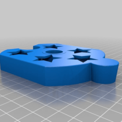 Download free 3D printer model Lazy_Kate_Remix_EEW_MINI, msrsubs