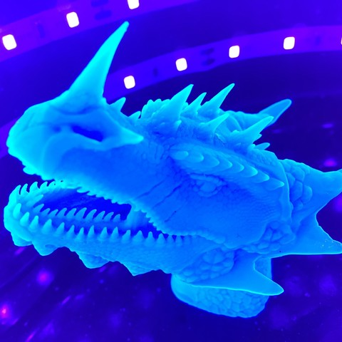 Free 3D printer model Dragonology II - Head HD, monogalvis