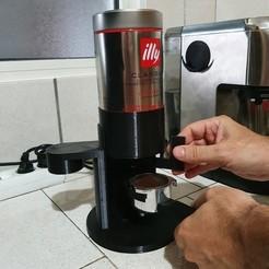 20200128_170229.jpg Download STL file coffee dispenser • 3D printer model, DML