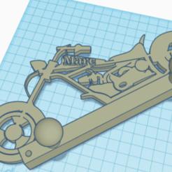 Télécharger fichier STL motopercha • Modèle imprimable en 3D, andresterradas