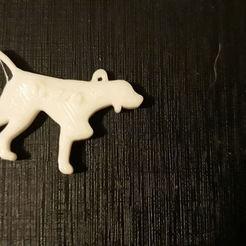 Télécharger fichier impression 3D chien, andresterradas