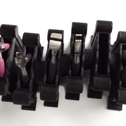 Descargar archivos 3D Portaherramientas con alicates, shoule3434